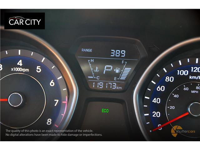 2015 Hyundai Elantra GL (Stk: ) in Ottawa - Image 12 of 20