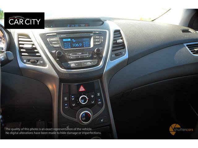 2015 Hyundai Elantra GL (Stk: ) in Ottawa - Image 13 of 20