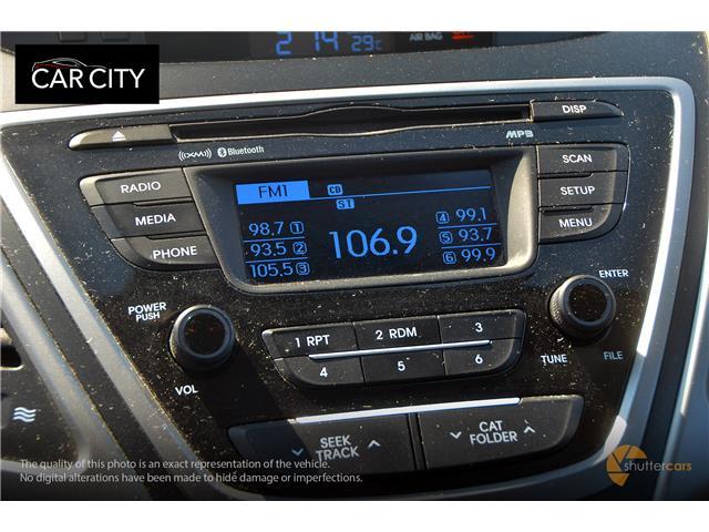 2015 Hyundai Elantra GL (Stk: ) in Ottawa - Image 14 of 20