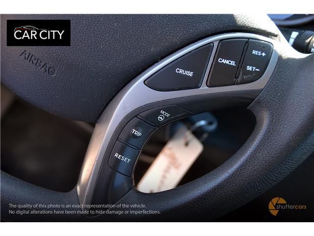 2015 Hyundai Elantra GL (Stk: ) in Ottawa - Image 20 of 20