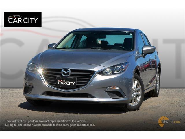 2014 Mazda Mazda3 GS-SKY (Stk: 4003) in Ottawa - Image 1 of 20
