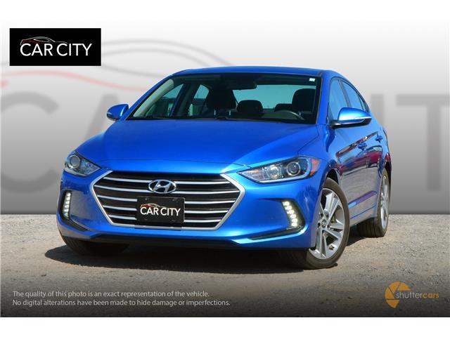 2017 Hyundai Elantra GLS (Stk: 2661) in Ottawa - Image 1 of 20