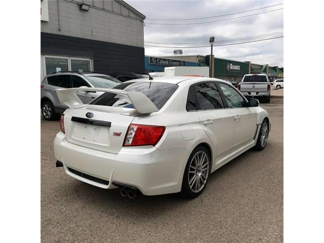 2013 Subaru WRX STI Sport-tech (Stk: 12733A) in Saskatoon - Image 8 of 20