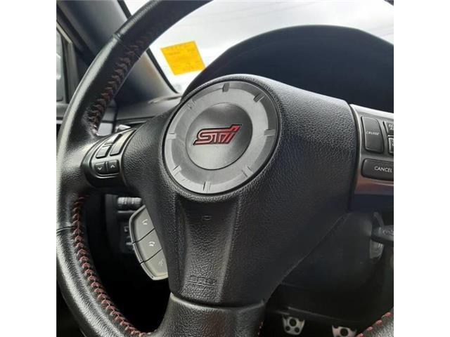 2013 Subaru WRX STI Sport-tech (Stk: 12733A) in Saskatoon - Image 11 of 20