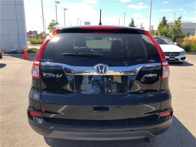 2016 Honda CR-V LX (Stk: 66963) in Mississauga - Image 6 of 19