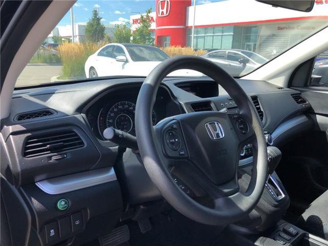 2016 Honda CR-V LX (Stk: 66963) in Mississauga - Image 12 of 19