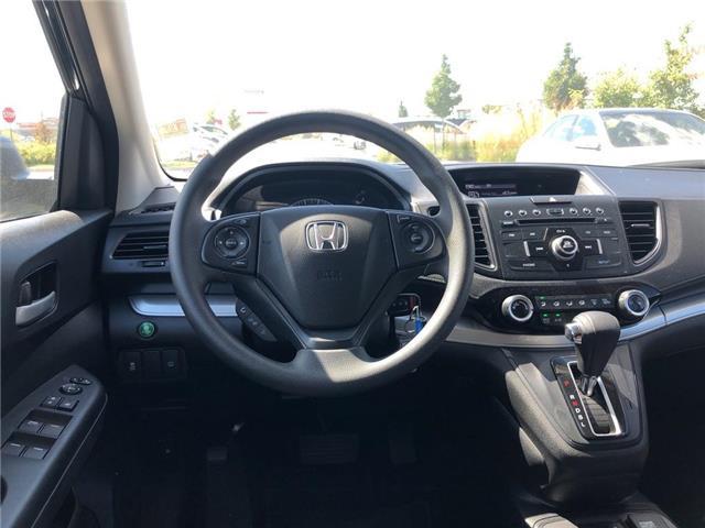 2016 Honda CR-V LX (Stk: 66963) in Mississauga - Image 13 of 19