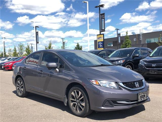 2014 Honda Civic EX (Stk: I191577A) in Mississauga - Image 1 of 18