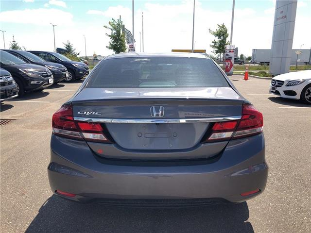 2014 Honda Civic EX (Stk: I191577A) in Mississauga - Image 6 of 18