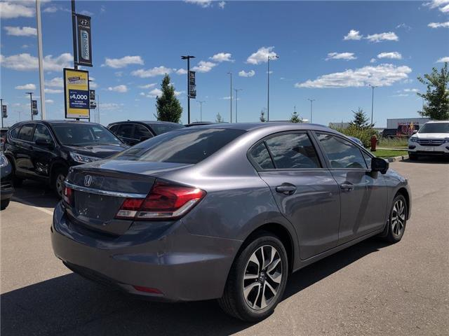 2014 Honda Civic EX (Stk: I191577A) in Mississauga - Image 7 of 18