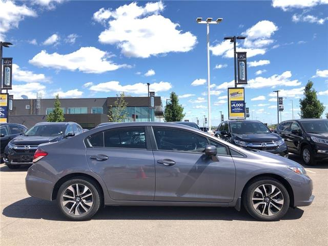 2014 Honda Civic EX (Stk: I191577A) in Mississauga - Image 8 of 18