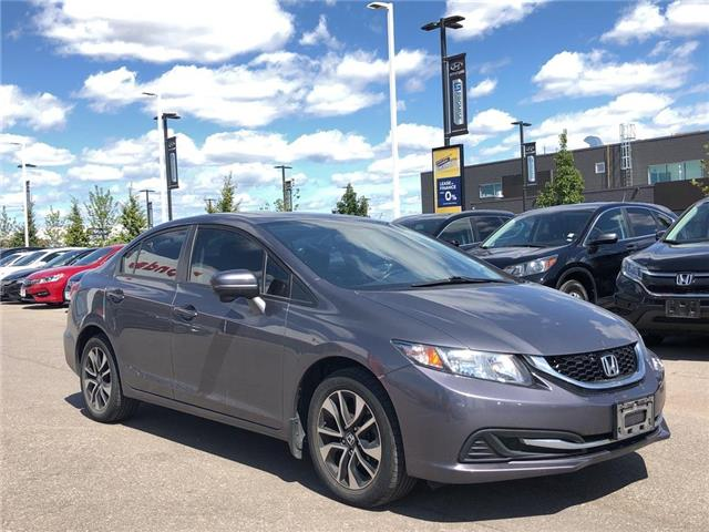 2014 Honda Civic EX (Stk: I191577A) in Mississauga - Image 9 of 18