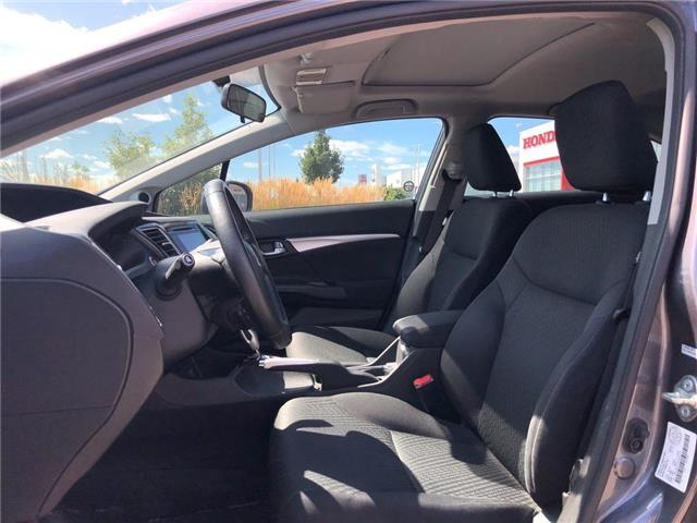 2014 Honda Civic EX (Stk: I191577A) in Mississauga - Image 10 of 18