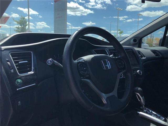 2014 Honda Civic EX (Stk: I191577A) in Mississauga - Image 12 of 18