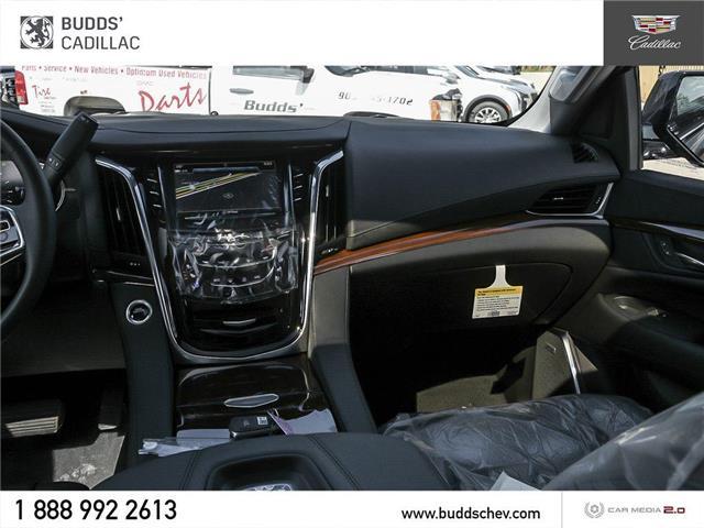 2020 Cadillac Escalade ESV Premium Luxury (Stk: ES0003) in Oakville - Image 11 of 25
