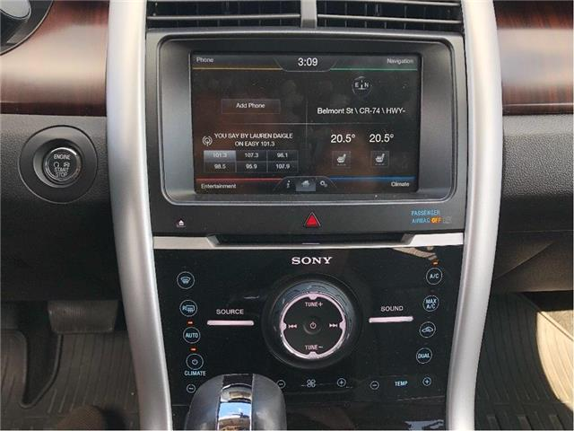 2013 Ford Edge Limited (Stk: 20395) in Belmont - Image 20 of 24
