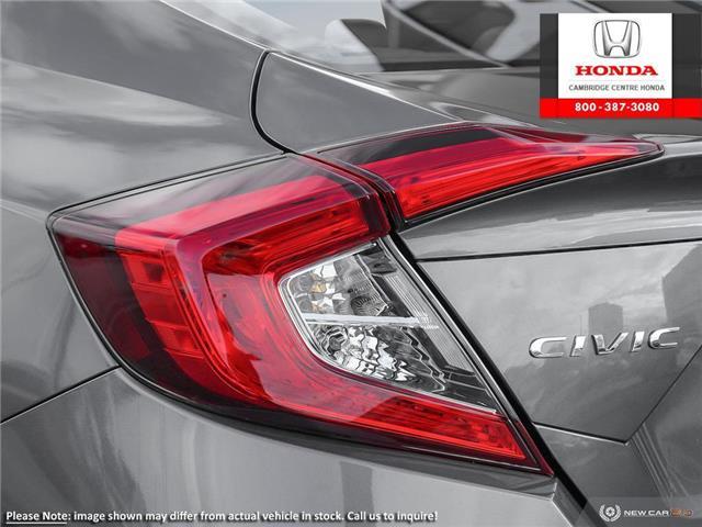 2019 Honda Civic EX (Stk: 20198) in Cambridge - Image 11 of 24
