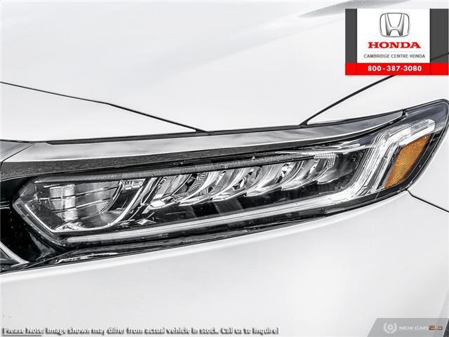 2019 Honda Accord Sport 1.5T (Stk: 20185) in Cambridge - Image 10 of 24