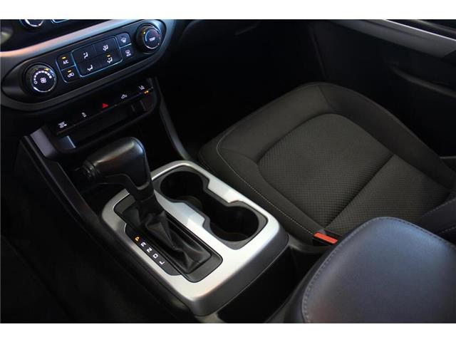 2017 Chevrolet Colorado LT (Stk: 252472) in Milton - Image 25 of 43