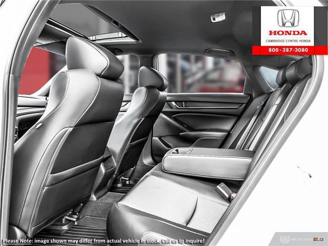 2019 Honda Accord Sport 1.5T (Stk: 20185) in Cambridge - Image 22 of 24