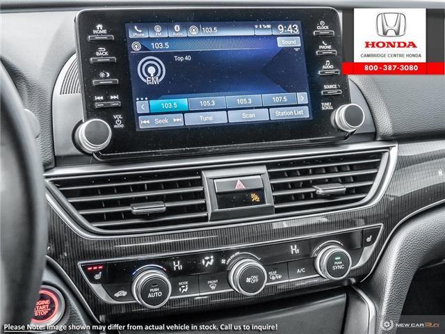 2019 Honda Accord Sport 1.5T (Stk: 20185) in Cambridge - Image 24 of 24