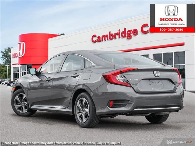 2019 Honda Civic LX (Stk: 20190) in Cambridge - Image 4 of 24