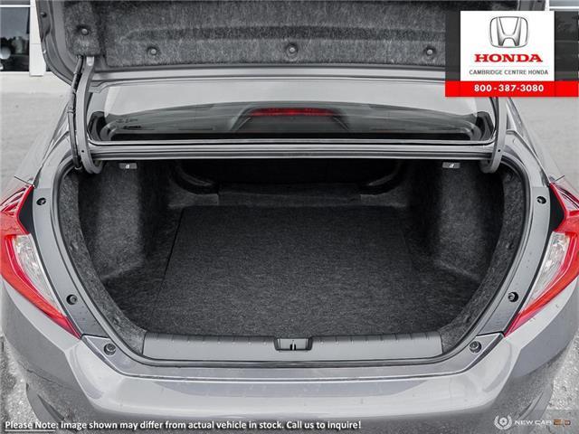 2019 Honda Civic LX (Stk: 20194) in Cambridge - Image 7 of 24