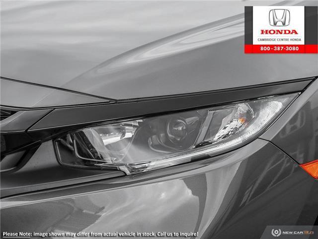 2019 Honda Civic LX (Stk: 20194) in Cambridge - Image 10 of 24