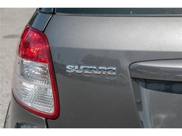 2013 Suzuki SX4 5Dr JLX AWD at (Stk: H19603A) in Orangeville - Image 7 of 18