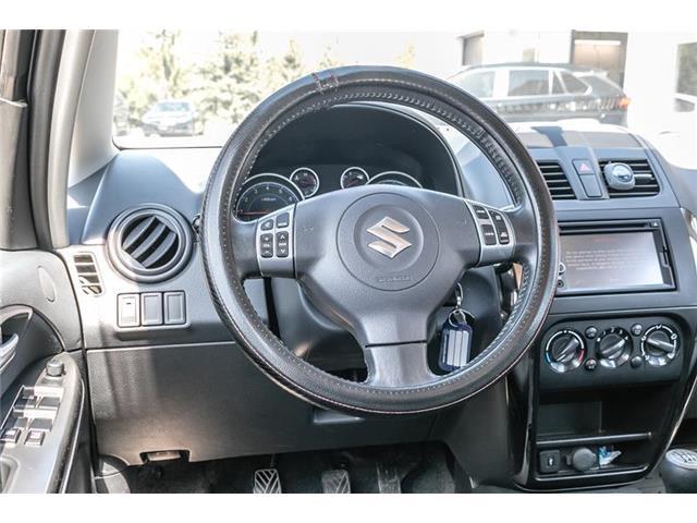 2013 Suzuki SX4 5Dr JLX AWD at (Stk: H19603A) in Orangeville - Image 8 of 18