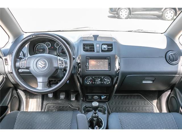 2013 Suzuki SX4 5Dr JLX AWD at (Stk: H19603A) in Orangeville - Image 9 of 18