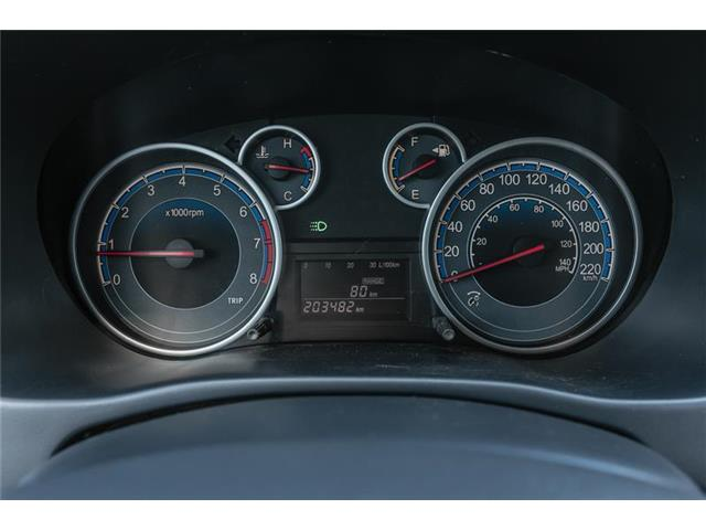 2013 Suzuki SX4 5Dr JLX AWD at (Stk: H19603A) in Orangeville - Image 16 of 18