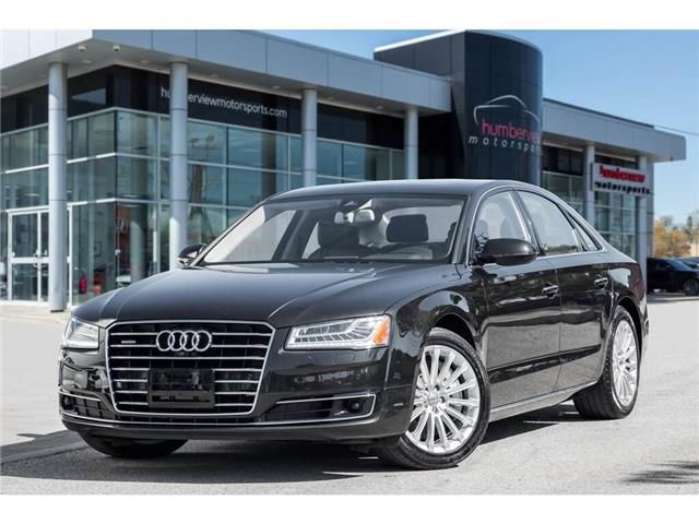 2017 Audi A8 3.0T (Stk: 19HMS784) in Mississauga - Image 1 of 22