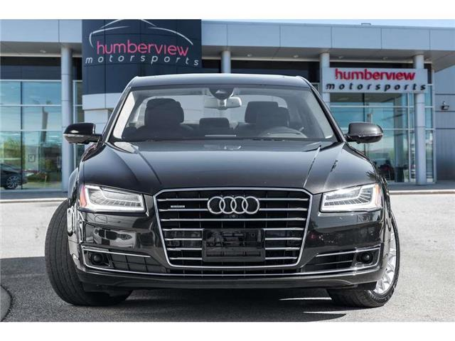 2017 Audi A8 3.0T (Stk: 19HMS784) in Mississauga - Image 2 of 22