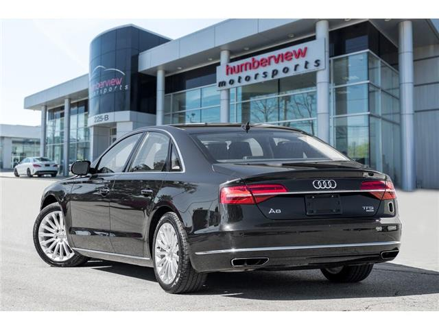 2017 Audi A8 3.0T (Stk: 19HMS784) in Mississauga - Image 5 of 22