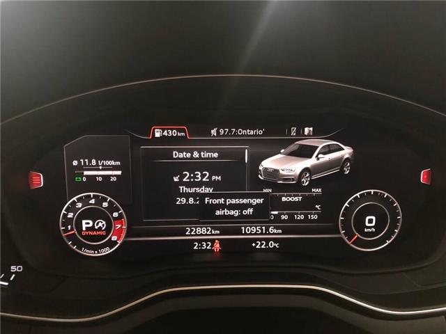 2018 Audi S4 3.0T Technik (Stk: WAUC4A) in Toronto - Image 18 of 29