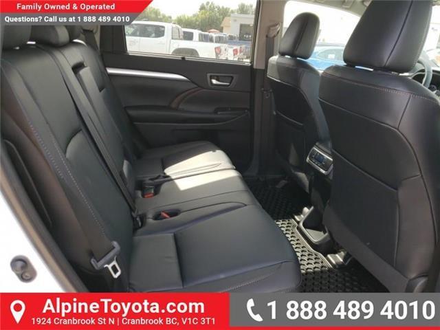 2019 Toyota Highlander XLE (Stk: S608124) in Cranbrook - Image 12 of 24
