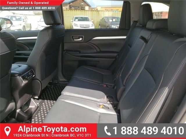 2019 Toyota Highlander XLE (Stk: S608124) in Cranbrook - Image 13 of 24