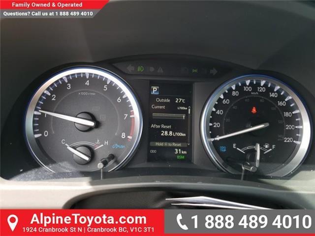2019 Toyota Highlander XLE (Stk: S608124) in Cranbrook - Image 16 of 24