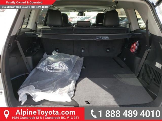 2019 Toyota Highlander XLE (Stk: S608124) in Cranbrook - Image 22 of 24