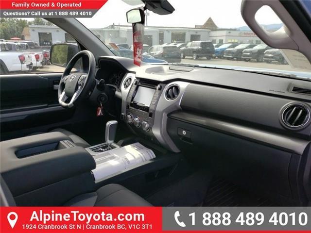 2019 Toyota Tundra SR5 Plus 5.7L V8 (Stk: X025526) in Cranbrook - Image 11 of 23