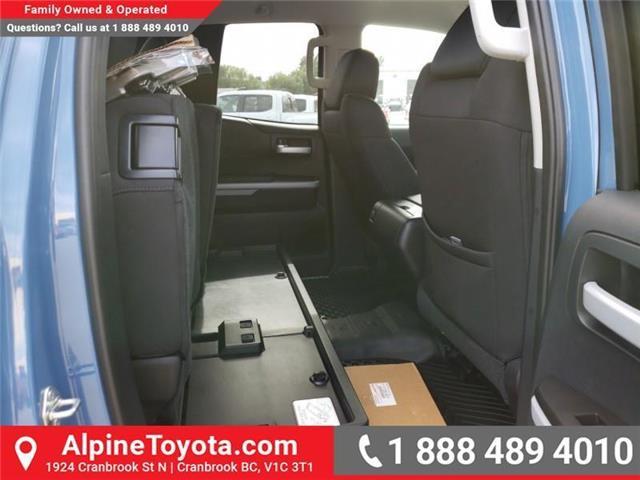 2019 Toyota Tundra SR5 Plus 5.7L V8 (Stk: X025526) in Cranbrook - Image 12 of 23