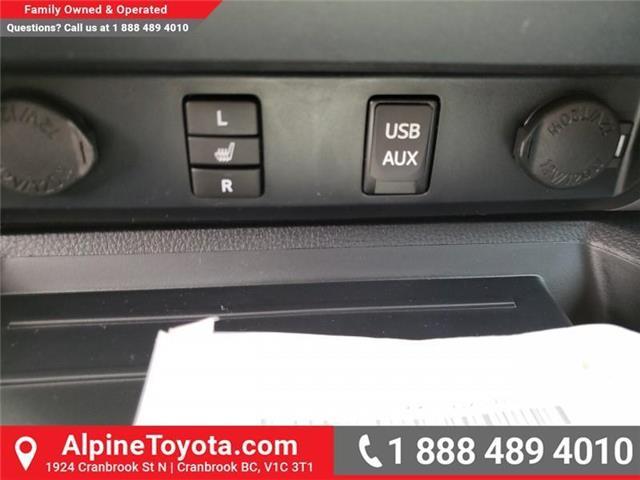 2019 Toyota Tundra SR5 Plus 5.7L V8 (Stk: X025526) in Cranbrook - Image 16 of 23
