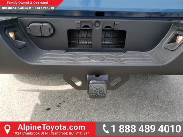 2019 Toyota Tundra SR5 Plus 5.7L V8 (Stk: X025526) in Cranbrook - Image 21 of 23