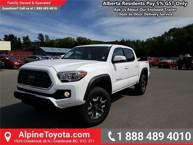 2019 Toyota Tacoma TRD Off Road (Stk: X204604) in Cranbrook - Image 1 of 24