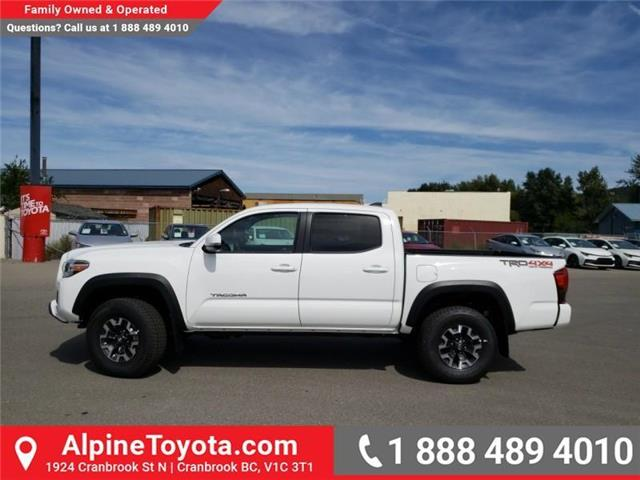 2019 Toyota Tacoma TRD Off Road (Stk: X204604) in Cranbrook - Image 2 of 24