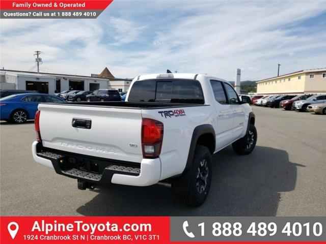 2019 Toyota Tacoma TRD Off Road (Stk: X204604) in Cranbrook - Image 5 of 24