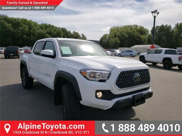 2019 Toyota Tacoma TRD Off Road (Stk: X204604) in Cranbrook - Image 7 of 24