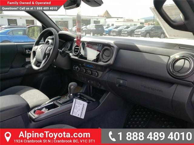 2019 Toyota Tacoma TRD Off Road (Stk: X204604) in Cranbrook - Image 11 of 24