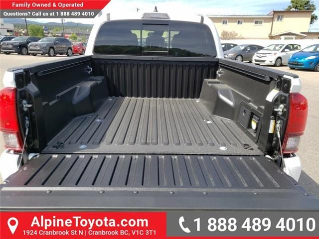 2019 Toyota Tacoma TRD Off Road (Stk: X204604) in Cranbrook - Image 21 of 24